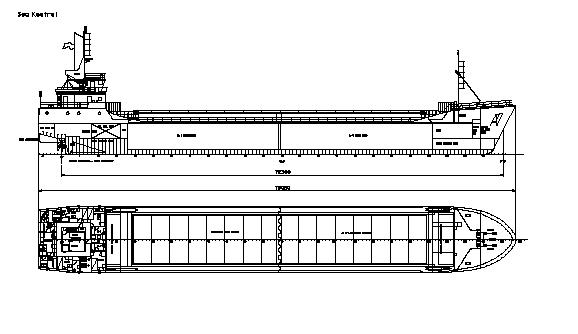 click here to view sea kestrel ship layoutkestrel ship layout